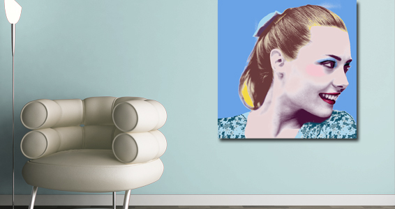 Pop art 1 pour 75€