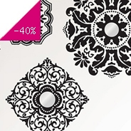 Sticker Baroque wp