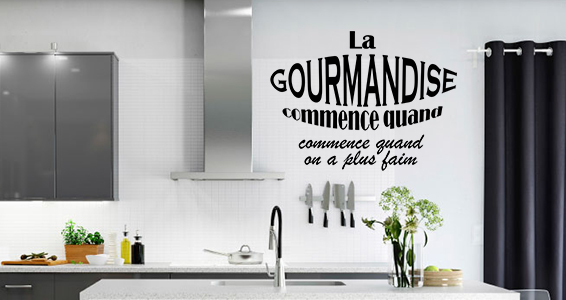 sticker cuisine gourmande