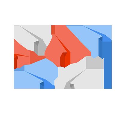 sticker avions en papier