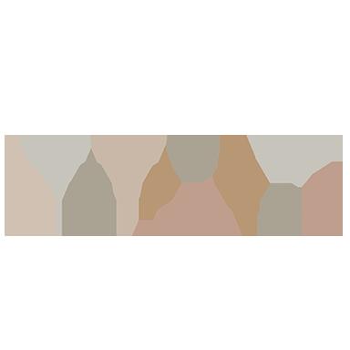 sticker hexagone
