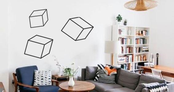 sticker cubes