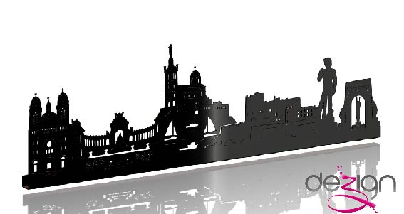 MARSEILLE GRAND NOIR SHADOW-3D