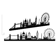 SHADOW-3D LONDON GRAND