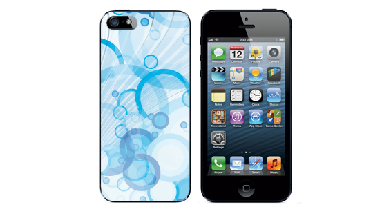 sticker Abstrait3 Iphone5