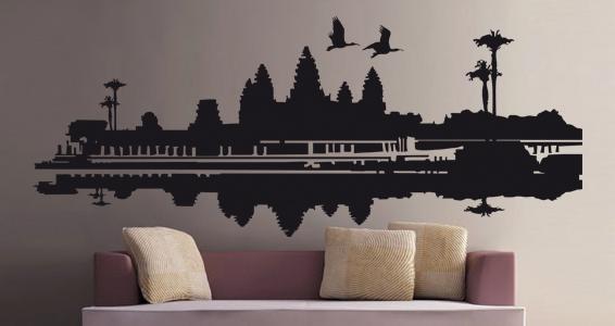 sticker Angkor