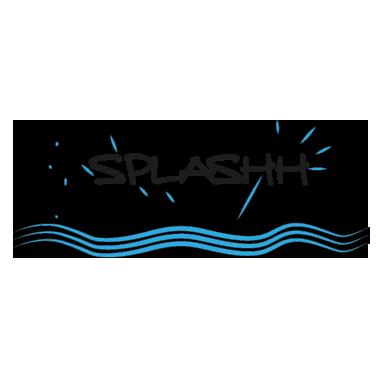 sticker BD splashh