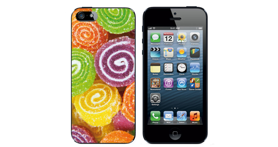 sticker bonbon Iphone5