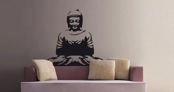 sticker Esprit de Bouddha