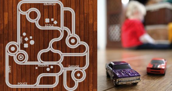 sticker Circuit