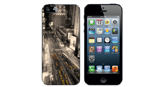 sticker citynight Iphone5
