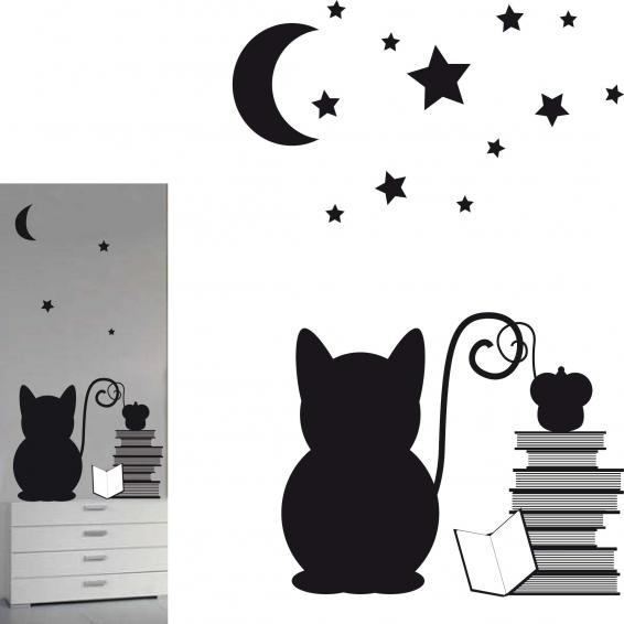 vos cr ations concours de sticker mural pour dition limit. Black Bedroom Furniture Sets. Home Design Ideas