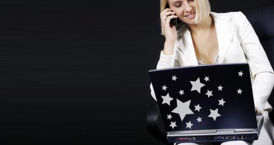 sticker Stars pour PC portable