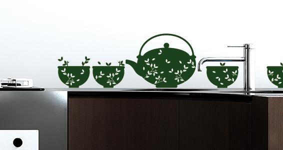 Feuilles de thé pour 35€