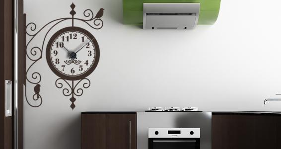 Horloge enseigne pour 70€