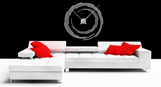 sticker Horloge Infinie