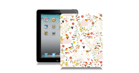 sticker Birds pour Ipad1