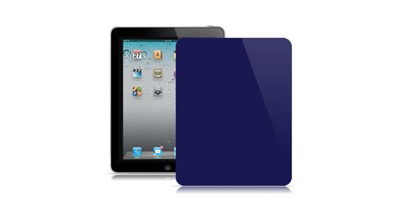 sticker Bleu nuit pour Ipad1
