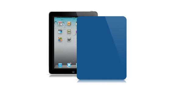 sticker Bleu roi pour Ipad1
