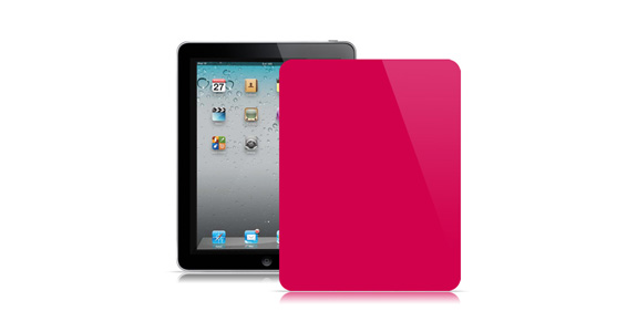 Rose framboise pour Ipad1