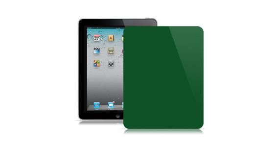 sticker Vert sapin pour Ipad1