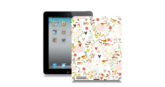 sticker Birds pour Ipad2