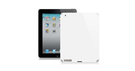 sticker Blanc pour Ipad2