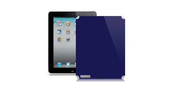 sticker Bleu nuit pour Ipad2