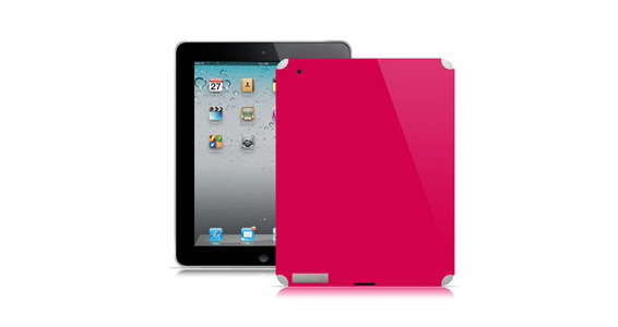 Rose framboise pour Ipad2