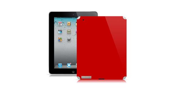 sticker Rouge groseille pour Ipad2