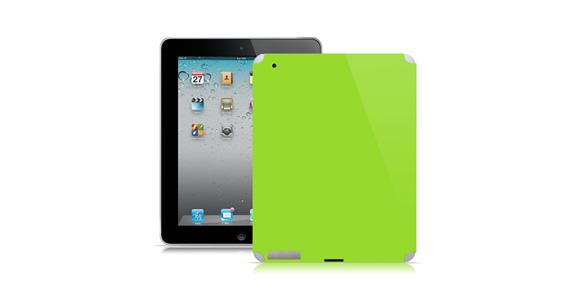 sticker Vert pomme pour Ipad2