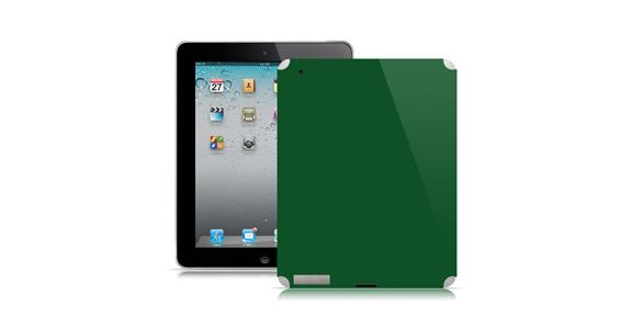 sticker Vert sapin pour Ipad2