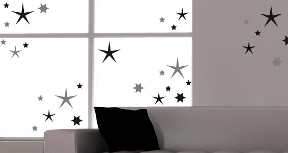 sticker Kit Star Noël-