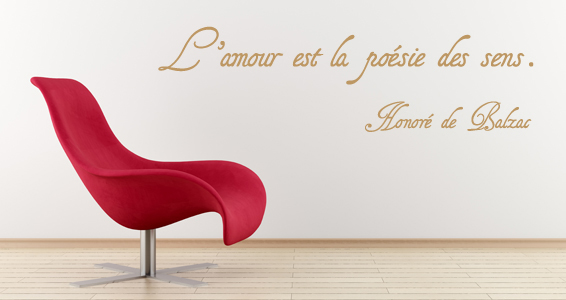 Citation L'amour selon Balzac