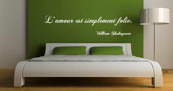 Citation L'amour selon Shakespeare
