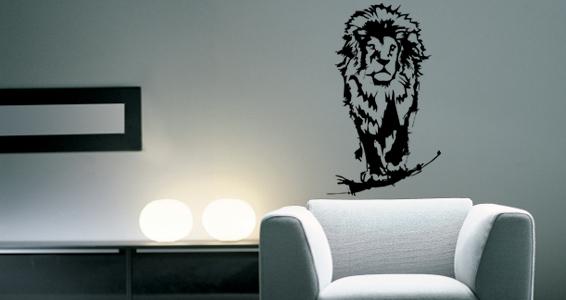 Lion d'afrique pour 35€