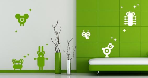sticker Espace buccolique