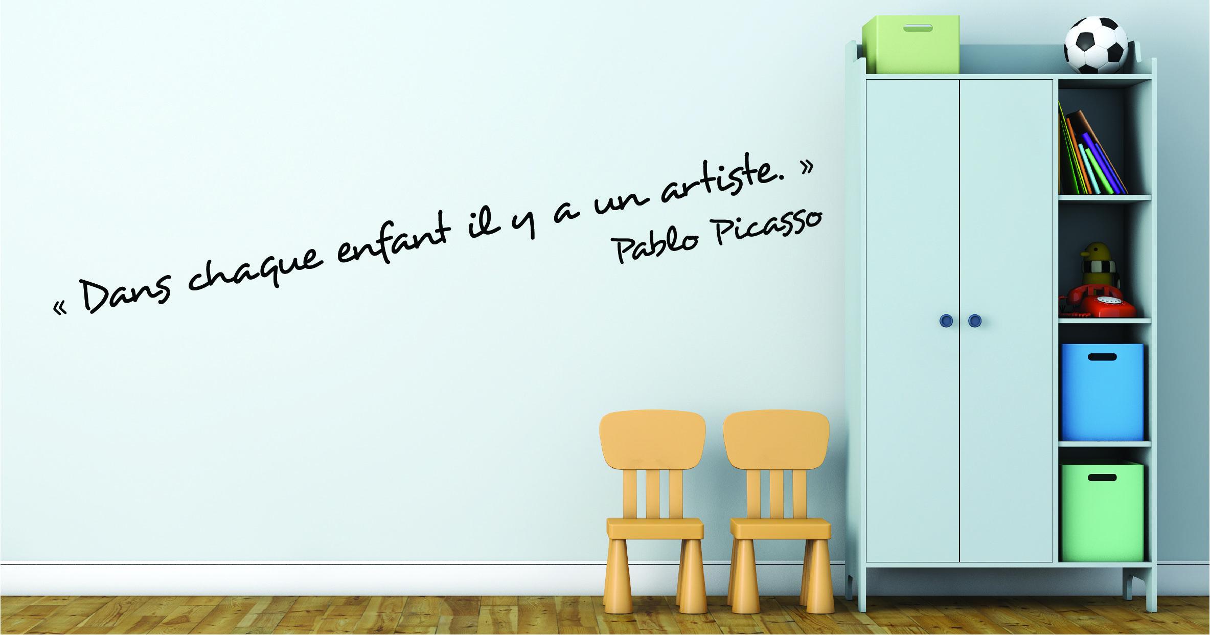 sticker Pablo Picasso