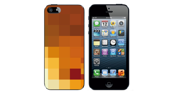 pixel beige  Iphone5