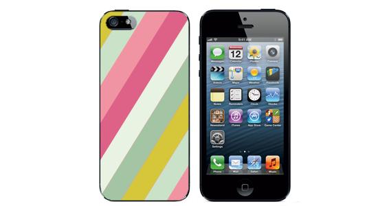 sticker rayure Iphone5