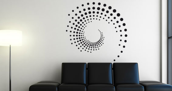sticker Spirale