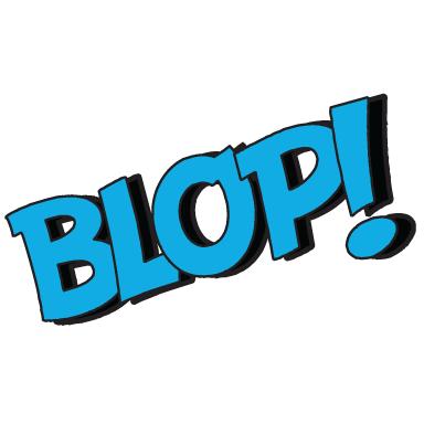 sticker Sticker BD BLOP