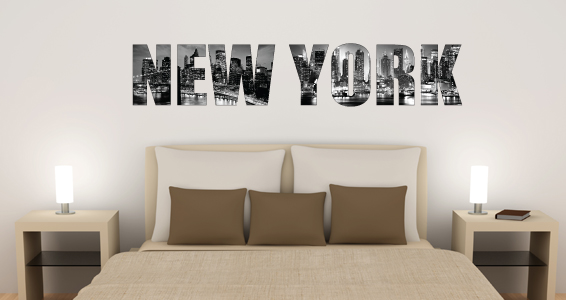 sticker new york 2