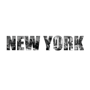 Stickers muraux new york 2 sticker d coration murale - Deco murale new york ...
