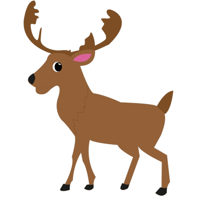 sticker wapiti
