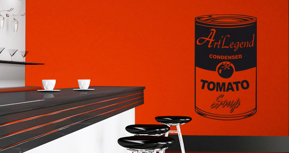 sticker Soupe à la Tomate