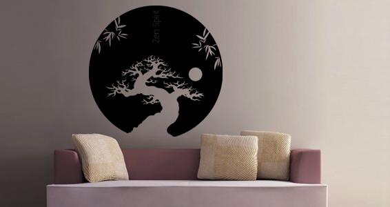 sticker Zen Spirit by RQR